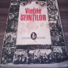 VIETILE SFINTILOR VOL I EDITURA ARTEMIS 1992