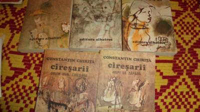 Ciresarii 5 volume - Constantin Chirita foto