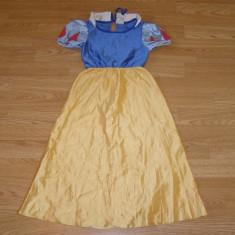 Costum carnaval serbare alba ca zapada pentru copii de 4-5 ani - Costum Halloween, Marime: Masura unica, Culoare: Din imagine