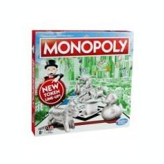 Hasbro - Monopoly Clasic Ro - Hbc1009 - Joc board game