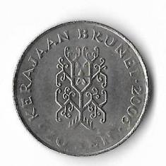 Moneda 20 sen 2006 - Brunei, Africa
