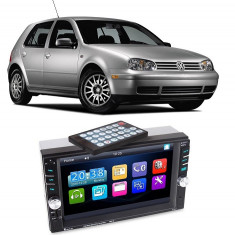 Dvd Player Auto Multimedia Touch screen Mp5, Bluetooth Tv, Usb Compatibil Vw Golf IV 1997-2004