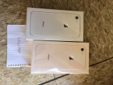 IPhone 8 64 Gold/Black/Silver neverlocked NOU U.S., Argintiu, 64GB, Neblocat, Apple