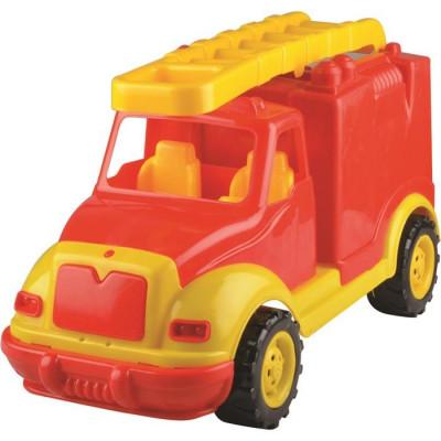 Masina Pompieri 43 Cm, In Cutie Ucar Toys Uc108 foto
