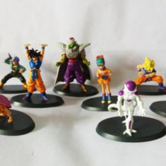 Lot 9 figurine Dragon Ball Z The Legend of Manga Shueisha, action figures - Figurina Animale