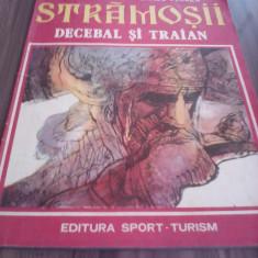 BENZI DESENATE-STRAMOSII DECEBAL SI TRAIAN / DESENE SANDU FLOREA 1981 - Reviste benzi desenate