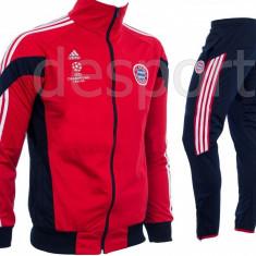 Trening BAYERN MUNCHEN - Bluza si pantaloni conici - Model NOU - 1216 - Trening barbati, Marime: S, Culoare: Din imagine