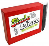 V/A - Italo Disco.. -Box Set- ( 6 CD )