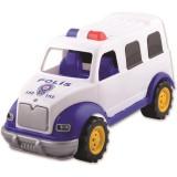 Masinuta Politie 28 Cm Ucar Toys Uc60