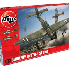 Kit Constructie Airfix Avion Junkers Ju87 B-1 Stuka - Set de constructie