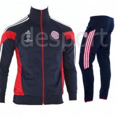 Trening BAYERN MUNCHEN - Bluza si pantaloni conici - Model NOU - 1217 - Trening barbati, Marime: S, M, Culoare: Din imagine