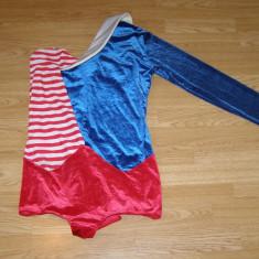 Costum carnaval serbare dans gimnastica pentru adulti marime XL - Costum dans, Marime: Masura unica, Culoare: Din imagine