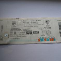 Bilet de meci Dinamo Bucuresti - Athletic Bilbao (27 iulie 2017) - Bilet meci