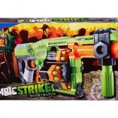 Pusca Nerf Zombie Strike Doominator Blaster - Pistol de jucarie