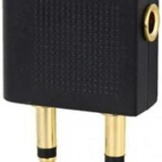 Adaptor Casti (Airplane Headset Adapter) Trendy8