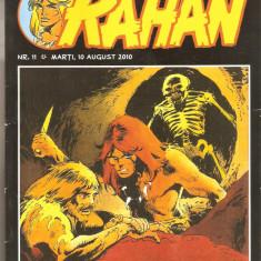 Revista Rahan nr.11-2010 - Reviste benzi desenate