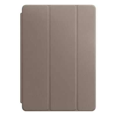 Husa tableta Apple Leather Smart Cover 10.5 inch iPad Pro Taupe foto