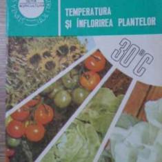 Temperatura Si Inflorirea Plantelor - Atanasiu Lucian Polescu Lucia, 403554 - Carti Agronomie