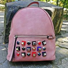 Rucsac de Dama Lucca Pink