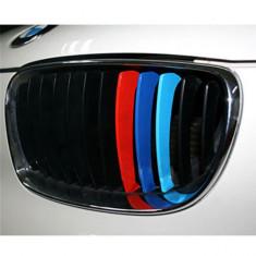 Sticker emblema grila BMW M Power - Embleme auto