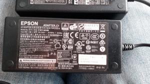 45.Incarcator Imprimanta 3 Pini Epson 24V 1.5A M235B DA-36E24  +Cablu Alimentare