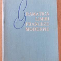 GRAMATICA LIMBII FRANCEZE MODERNE- BRAESCU, SARAS, cartonata/panzata - Curs Limba Franceza