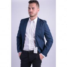 Sacou Barbati Selected Sub Blazer Albastru, Marime: 46