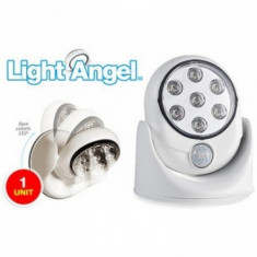 Bec Fara Fir Cu Led Si Senzor De Miscare Light Angel