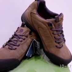 Pantofi trecking pentru munte Karrimor - Bocanci dama K-Swiss, Culoare: Maro, Marime: 37, Piele naturala