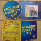 House party 19 massive house traxx cd disc various compilatie muzica house roton