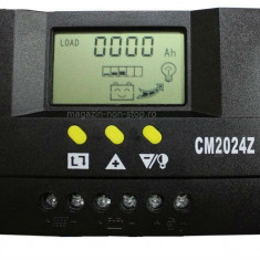 Controller-Regulator Solar PWM Programabil 20A Display LCD - Panou solar