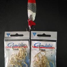 Carlige si Lingurite - Carlige Pescuit Shimano