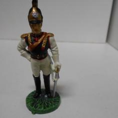 Figurina plumb CHIEF OFFICER LIFE GUARDS REGIMENT 1812 1:32