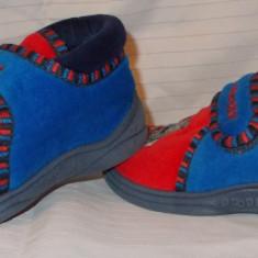 Papuci casa/gradinita copii CLARKS - nr 27.5 - Papuci copii, Culoare: Din imagine