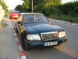 Mercedes 124 E200 D, 200, Motorina/Diesel, Berlina
