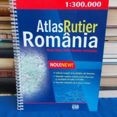 CONSTANTIN FURTUNA - ATLAS RUTIER : ROMANIA ( 1: 300.000 )- 2009