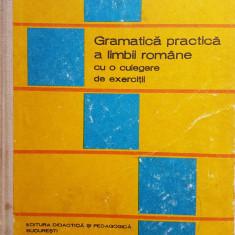 GRAMATICA PRACTICA A LIMBII ROMANE CU O CULEGERE DE EXERCITII - Stefania Popescu - Culegere Romana