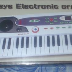 Orga electronica copii 54 clape