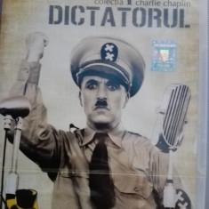 Chaplin Dictatorul (The Great Dictator) - Film Colectie, DVD, Romana