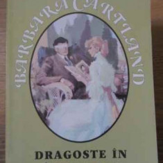 Dragoste In Intuneric - Barbara Cartland, 403579 - Roman dragoste