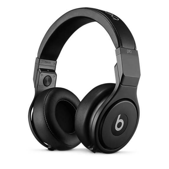 Casca de Telefon Apple Beats Pro Over-Ear Headphones Infinite Black foto mare