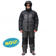 Costum Gros Baracuda DM533 Captusit Fleece 100 % Impermeabil Toamna -Iarna, L, M, S, XL, XXL, Costume complete