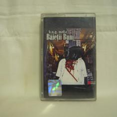 Vand caseta audio Bug Mafia-Baietii Buni.originala,raritate, Casete audio, cat music
