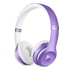 Casca de Telefon Apple Beats Solo3 Wireless On-Ear Headphones Ultra Violet - Bijuterii Telefon