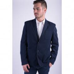 Sacou Barbati Selected Side Blazer Peacoat, Marime: 50, Culoare: Bleumarin