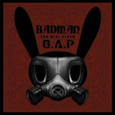 B.A.P. - Badman -Reissue- ( 1 CD ) - Extinctor Auto