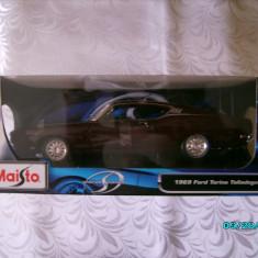 Ford Torino Talladega scara 1/18 - Macheta auto Maisto