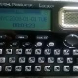 UNIVERSAL TRANSLATOR LEXIBOOK IMPECABIL APROAPE NOU