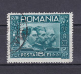 1931 - Efigia celor trei regi - LP 92 - stampilat