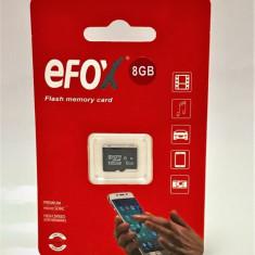 Efox card MicroSd 8GB cls 10 - Card memorie foto